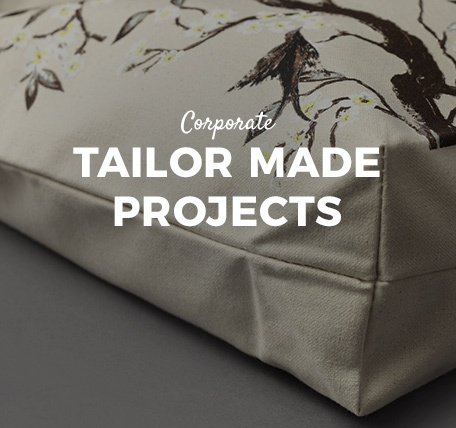 Find out more about tailor made projects